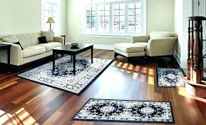 3 piece bathroom rug set for living room area and runner sets large size of