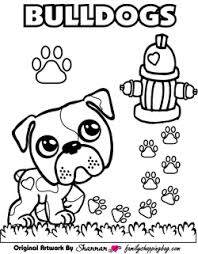 Small Picture Color Page 2 Bulldogs Coloring Pages Free Printable Ideas from