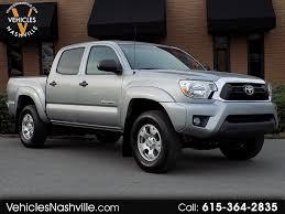 Used Toyota Tacoma For Sale Nashville, TN - CarGurus