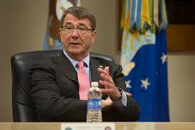 u s department of defense photo essay defense secretary ash carter discusses the defense department s sexual assault prevention and response efforts during a
