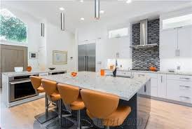 best quality iced white quartz engineered stone countertops