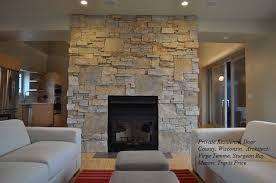 stone veneer fireplace throughout fireplaces plans 7