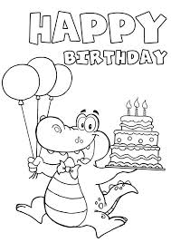 black and white printable birthday cards cool and funny printable happy birthday card and clip art ideas