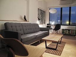 Space Invader Couch Invader Apartment In Hong Kong By Onebynine Architecture List