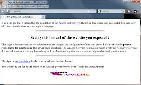 Installing Apache | PHP Tutorial