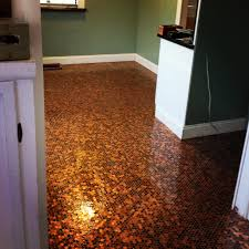 Penny Kitchen Floor Similiar Diy Penny Kitchen Floor Keywords
