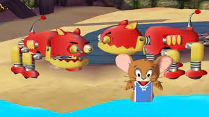 Tom and Jerry Games Episodes 52 - Tom and Jerry in War of the Whiskers - Tom  & Jerry Cartoon games - YouTube