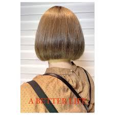 藤枝晃也さんのヘアスタイル 細やかな毛質を生かすために今
