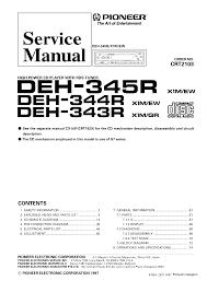 pioneer deh 245 wiring diagram efcaviation com in p5900ib