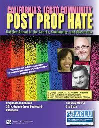 flyers forum californias lgbtq community post prop hate flyers pinterest
