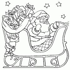 Disegni Da Colorare Di Natale Per Bambini Gratis Img