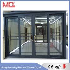 china soundproof double glass aluminum sliding balcony doors china balcony door sliding balcony door
