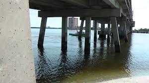 Big Carlos Pass Bridge At Fort Myers Beach