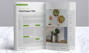Book Design Templates 10 Excellent Booklet Design Templates For Flourishing Business Psd