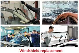 windshield replacement car construction