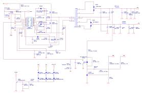 led tv power supply circuit diagram led image haier le32c13200 haier le40c13800 smps and inverter circuit on led tv power supply circuit diagram