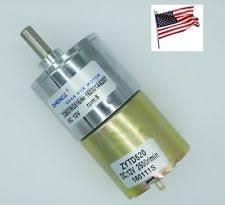12v gear motor dc 12v 5rpm electric gear motor speed reduce high torque metal gearbox 6mm shaft
