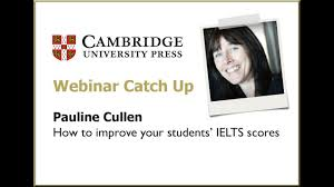 How To Improve Your Students' IELTS Score - Pauline Cullen - YouTube