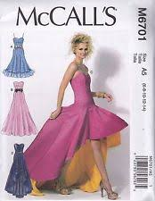 Sewing Patterns For Dresses Simple McCall 's Adult Dress Sewing Patterns EBay