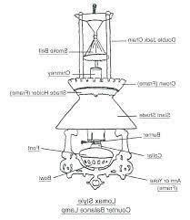 chandelier part