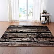 Großhandel 3d Holzmaserung Teppiche Große Wohnzimmer Schlafzimmer