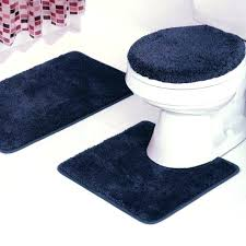 navy blue bathroom rug set bath rug sets navy blue bathroom rug set unique sets furnitureland