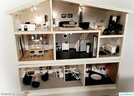 dollhouse modern furniture. Modren Dollhouse Modern Dollhouse Furniture Get Hold Of An Old House And Give It A  Makeover With Mixture Refurbished Vintage Handmade  E