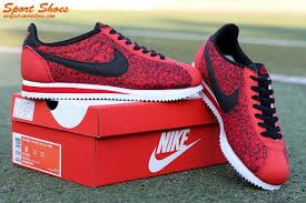 nike running shoes red and black. nike running shoes red and black