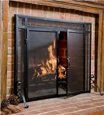 fireplace screens with doors. Fireplace Screens | Covers With Doors