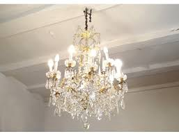 view full size previous 18 lights crystal chandelier