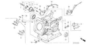 honda gx120k1 parts list and diagram type hx a vin gc01 click to expand