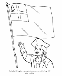 Small Picture Revoltionary War The Declaration of Independence Coloring Page