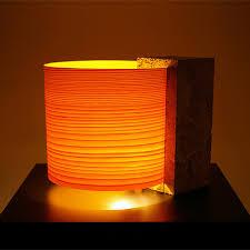 Wood Veneer Lamp Shades Contrast By Marc Graells MOCO LOCO 8