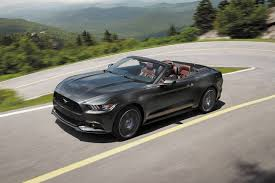 2018 Ford Mustang Convertible Pricing - For Sale | Edmunds
