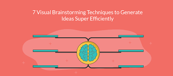 Diagrams And Charts Can Be Effective Tools For Generating Ideas 7 Visual Brainstorming Techniques To Generate Ideas Super