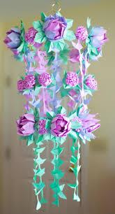 Paper Chandelier Diy Paper Flower Chandelier Using Origami Techniques Heidi Swapp