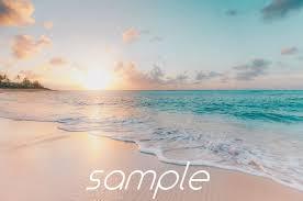 夏のフリー素材50枚パック 著作権フリー画像 ビーチ 海 リゾート