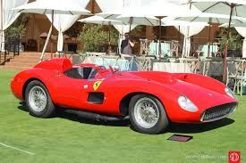 Chassis 0674 left the ferrari workshops at the start of 1957. 1957 Ferrari 335 Sport Sports Car Digest The Sports Racing And Vintage Car Journal