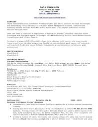 Oracle Developer Sample Resumes Seloyogawithjoco Beauteous Resume For Oracle Developer