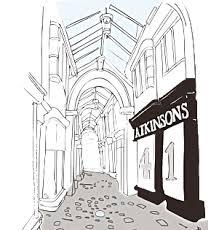 <b>41 Burlington Arcade Atkinsons</b> 1799