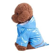 Gaddrt <b>Fashion Pet</b> Dog Hooded Raincoat Waterproof <b>Puppy</b> Dog ...