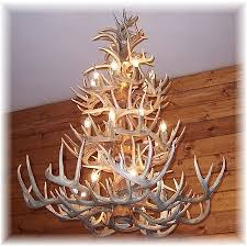 hidalgo whitetail deer antler chandelier 52 antler 24 light