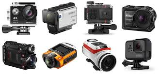 Gopro Comparison Chart 2017 Gopro Competitors Cameras Like Gopro 4k Action Cams