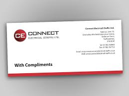 Dl With Compliment Slips Printwiz