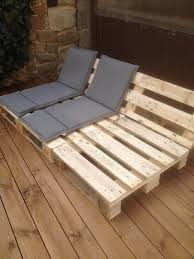 Pallet Patio Furniture  Pallets DesignsPallet Furniture For Outdoors