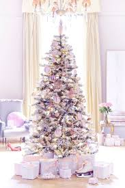 christmas tree ideas how to decorate the perfect festive tree Pink  Christmas Tree Decorations