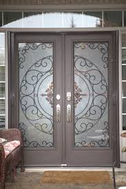 classic style wrought iron door inserts entry toronto by within remodel 8