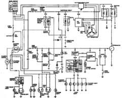 virago electric starter wiring circuit diagram png