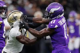 New Orleans Saints Defensive Depth Chart Buried On Depth Chart Vikings Laquon Treadwell No Longer