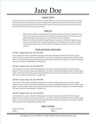 resume layout ideas    pictures    ehowa traditional resume layout focuses on your skills   out fussy details